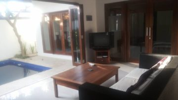2 bedroom private villa in Kuta area