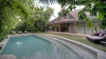 Beautiful 3 bedroom villa in Jimbaran area