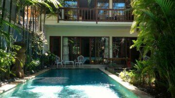3 Bedroom villa in beach side area of Sanur