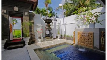 Cozy 3 bedroom villa in Sanur