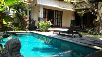 Comfortable 2 bedroom villa in Sanur
