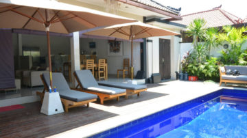 Beautiful 2 bedroom villa in strategic area of Seminyak