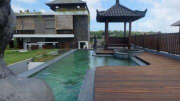 Brand new 2 bedroom villa with amazing ocean view in pecatu -Uluwatu