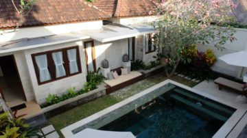 2 bedroom villa in quiet area of Nusa Dua
