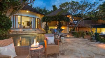 Simply beautiful villa with billion dollar view in Ubud