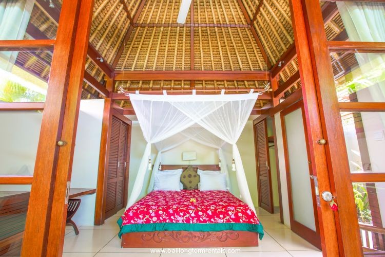Luxury 1 Bedroom With West Views And Private Garden In Ubud