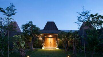 Brand new 1 bedroom villa complex with joglo style in Kerobokan area
