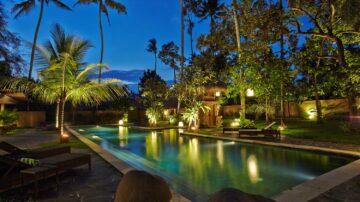 Charming 3 bedroom tropical villa in Ubud
