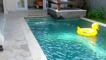 Brand new 1 bedroom villa in North Canggu