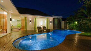 Beautiful private villa in Umalas for monthly rental
