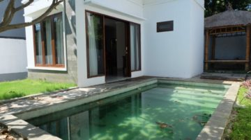 2 bedroom villa in tranquil area of Nusa Dua