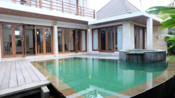 Luxury 3 bedroom villa with quiet area of Sanur