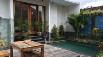 2 bedroom villa in quiet area of North Canggu