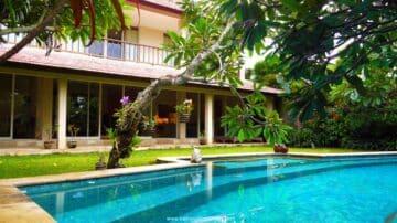 3 bedroom private villa in Umalas area