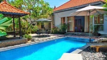 Top Choice 2 bedroom Beach side Sanur villa