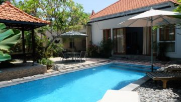 2 bedroom villa in a peaceful place in Sanur area