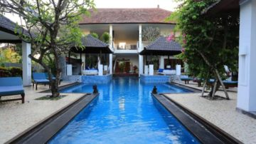 Amazing 7 bedroom villa in Umalas area