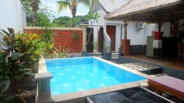 3 bedroom villa with quiet area in Uluwatu