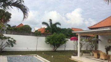 3 Bedroom villa in Berawa – Canggu area
