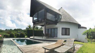 1 bedroom villa in Uluwatu with good view