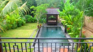 3 bedroom villa in quiet area of Pererenan Canggu