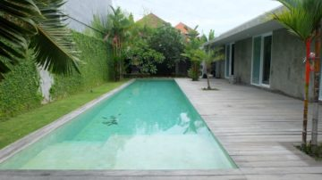 Comfortable 3 bedroom villa in West Sanur