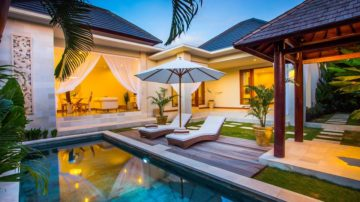 New 2 Bedroom Villa in Seminyak