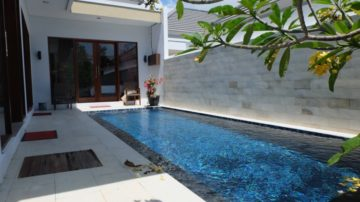 2 bedroom villa sets on quiet area of Uluwatu