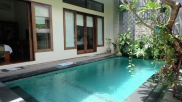 Cozy 2 bedroom private villa in Kerobokan area