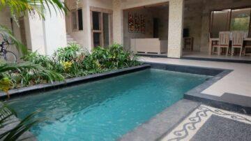Brand new 3 bedroom villa in Sanur beach side area