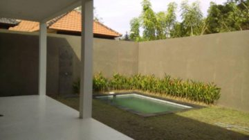 Brand new 2 bedroom villa in tranquil area of Sanur