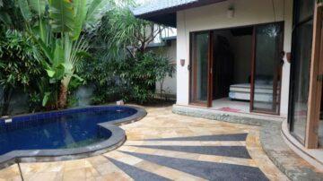 2 bedroom villa with tranquil area in North Seminyak