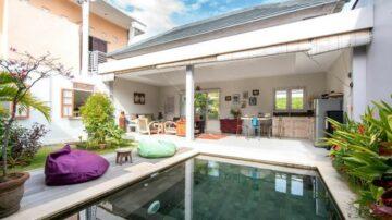 2 bedroom villa in strategic area in Jimbaran