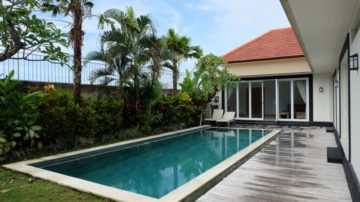 Charming 3 bedroom villa in tranquil area of Canggu