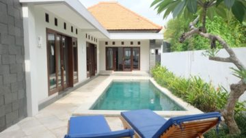Brand New 3 bedroom villa in North Canggu