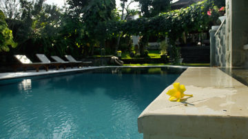 Bali style 7 bedroom villa on 1700 m2 land