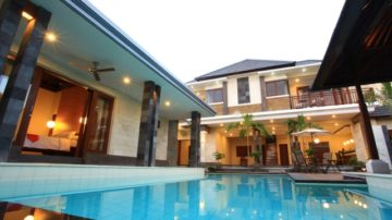 Amazing villa in Berawa