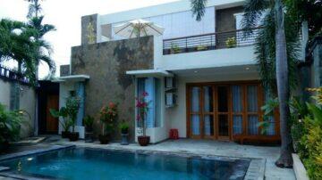 4 bedroom villa in Kerobokan