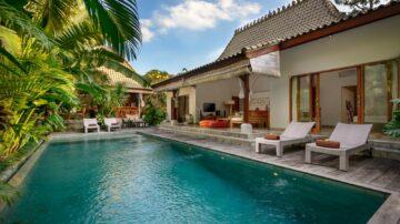 3 bedroom villa in Batubelig area