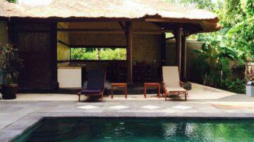 3 bedroom villa close to Pandawa Beach