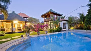 Luxury 8 bedroom villa in Sanur