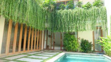 3 bedroom villa in Canggu area