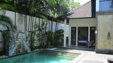 2 bedroom villa in a villas complex near Echo Beach