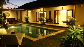 3 bedroom villa in Kerobokan area