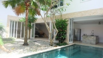 3 bedroom villa in premium area of Canggu