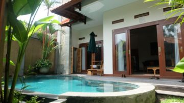 Beautiful 2 bedroom villa in North Seminyak