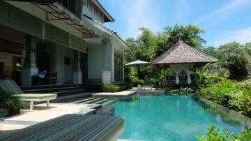 Beautiful 3 bedroom villa with spacious garden in quiet area of Pererenan – Canggu