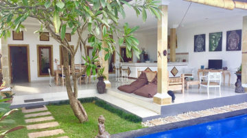 2 bedroom cozy villa in Seminyak