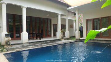3 bedroom villa in a peaceful area of Sanur