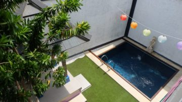 3 bedroom stylish house in Sanur area